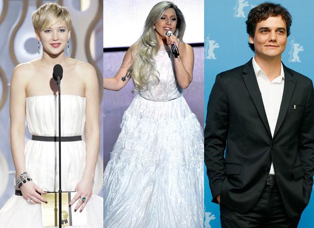 Wagner Moura, Lady Gaga e Jeniffer Lawrence são indicados ao Globo de Ouro 2016
