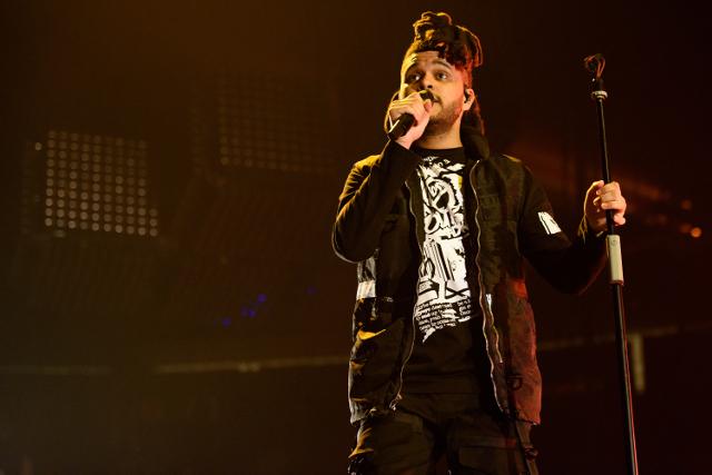 The Weeknd lança duas músicas novas