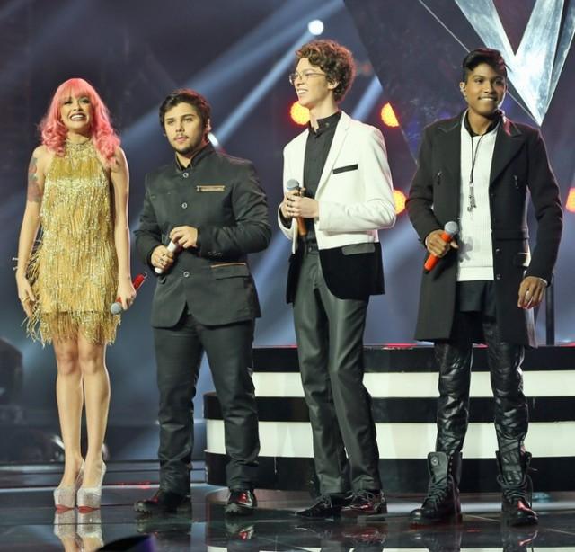 Finalistas do The Voice Brasil 2015