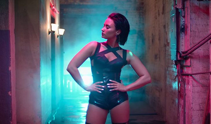 Músicas sobre tabus: Demi Lovato -