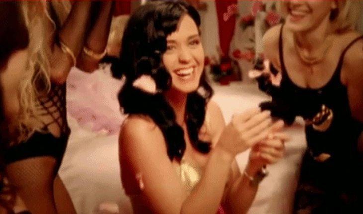 Músicas sobre tabus: Katy Perry -