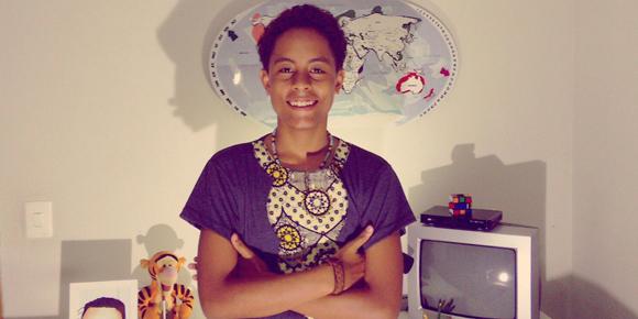 Vlogger de 13 anos cria série para falar sobre heróis negros brasileiros. Conheça PH Côrtes!