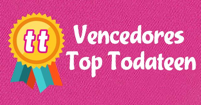 Veja os vencedores da premiação Top Todateen 2015!