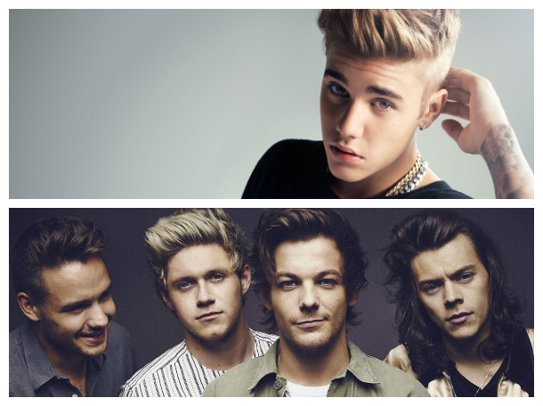"""Mashup junta Justin Bieber e One Direction. Ouça: """"Sorry, You're Perfect"""""""