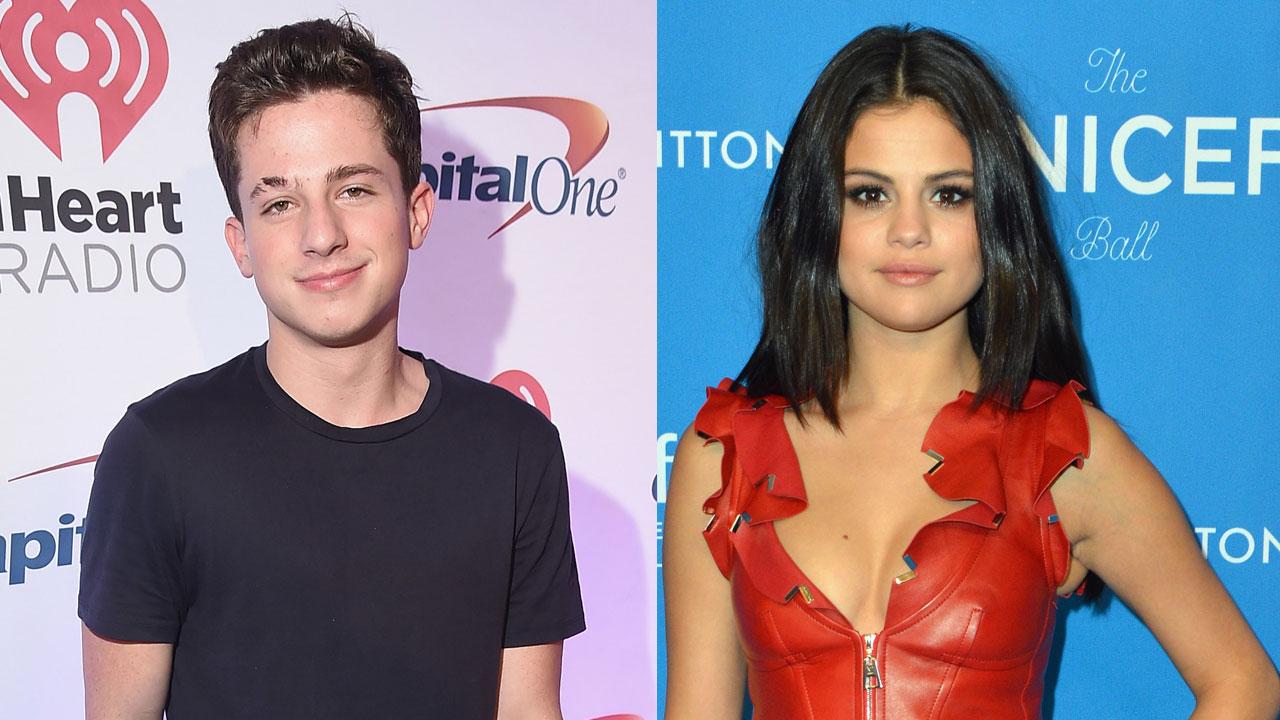 Selena Gomez e Charlie Puth