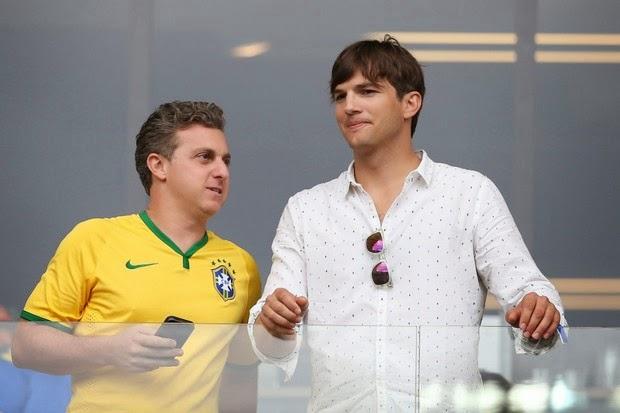 Famosos que vieram passar as férias no Brasil