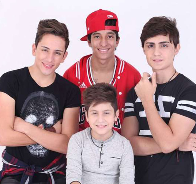 Conheça a boyband sertaneja Tróia!
