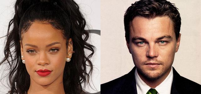 Leonardo DiCaprio e Rihanna podem estar juntos!