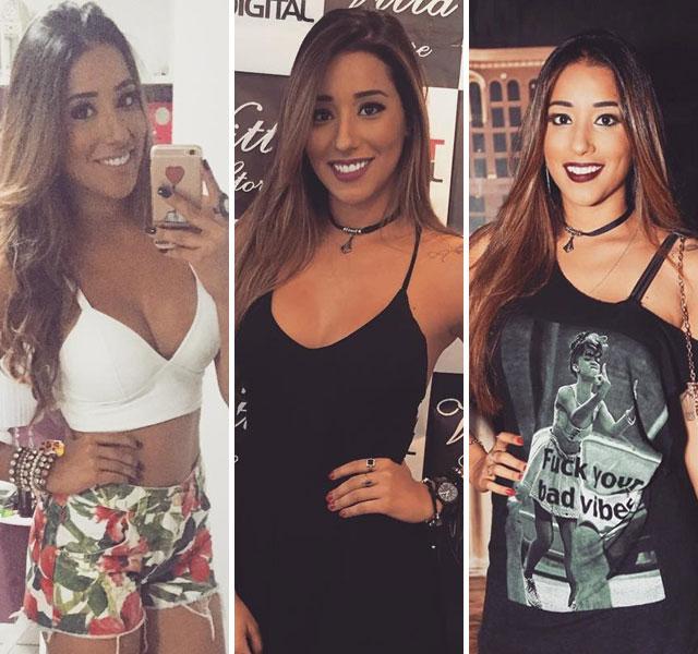 Copie o estilo de Talita Araújo!