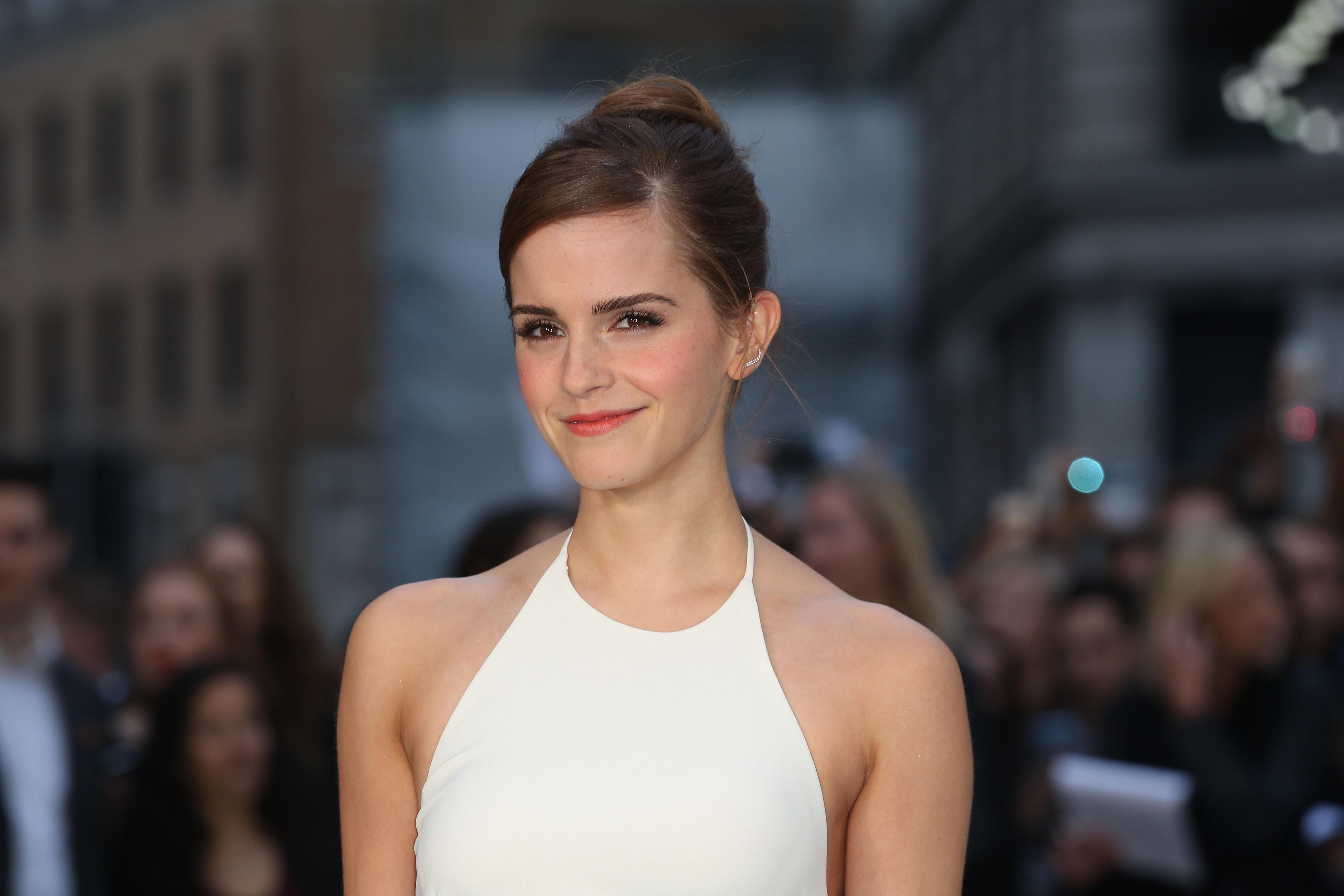 Emma Watson anuncia pausa na carreira