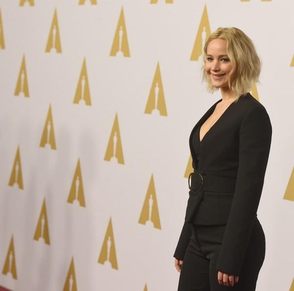 Jennifer Lawrence faz doação milionária para hospital infantil