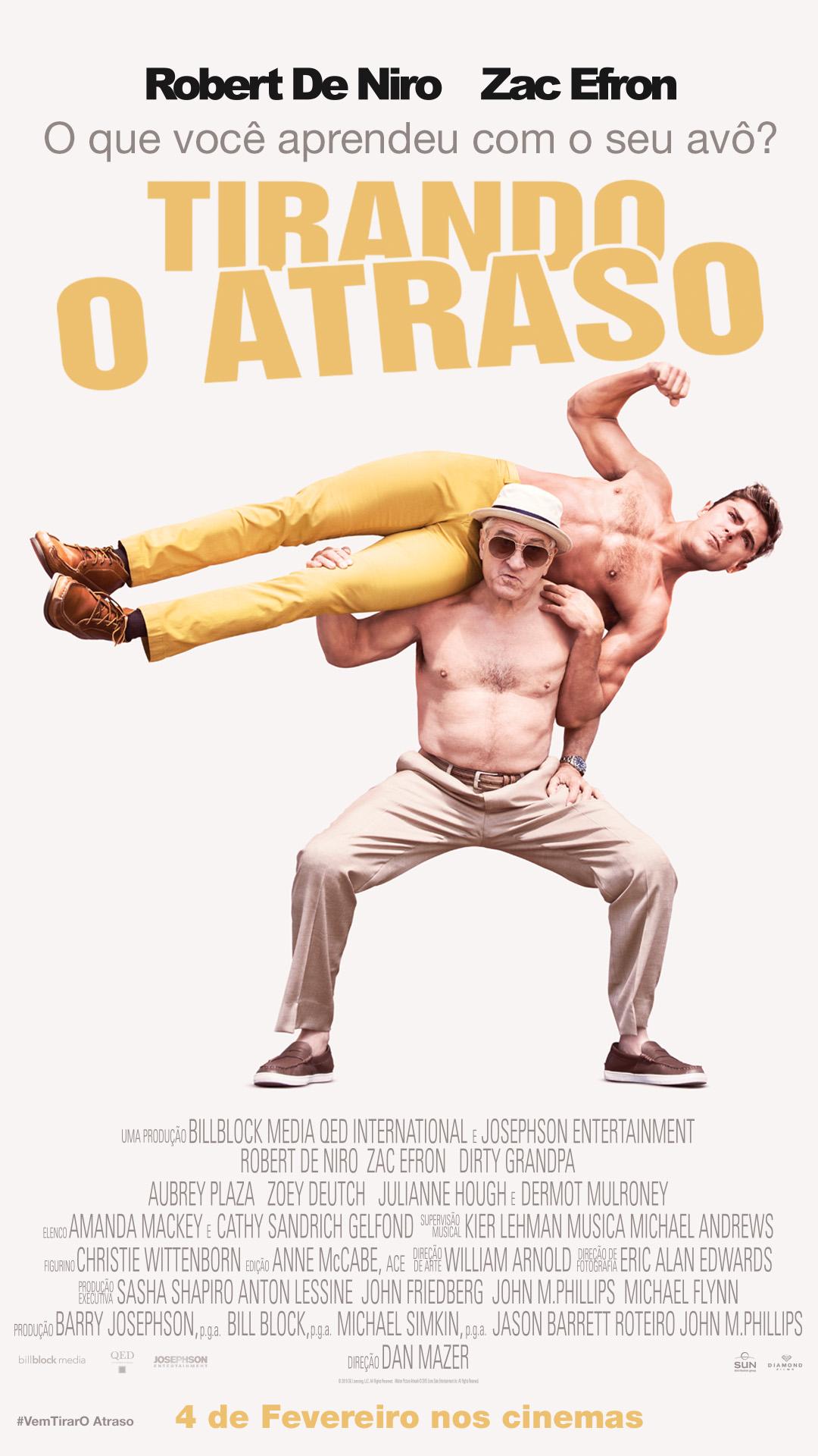 Estreia da semana: Tirando O Atraso, novo filme do Zac-divo-Efron