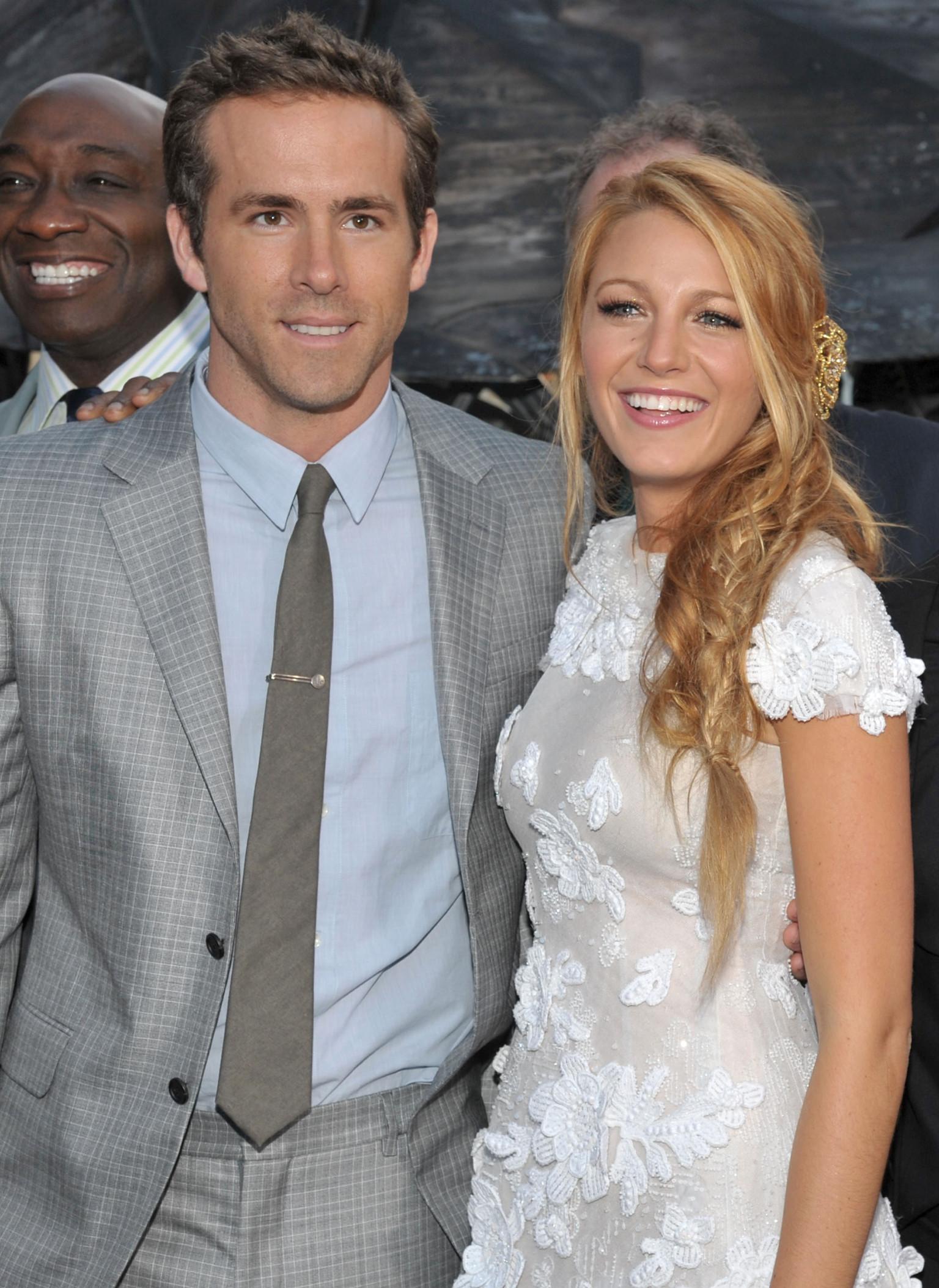 O primeiro encontro de Blake Lively e Ryan Reynolds é a coisa mais bizarra e fofa do mundo!