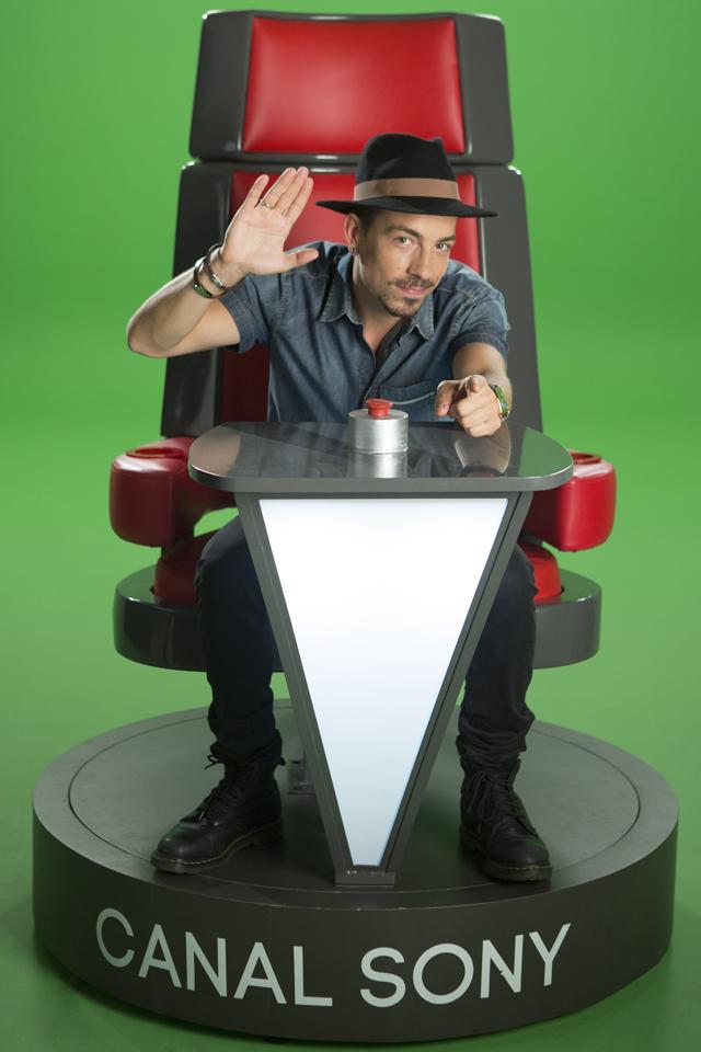 Di Ferrero vai apresentar o The Voice Extras na Sony