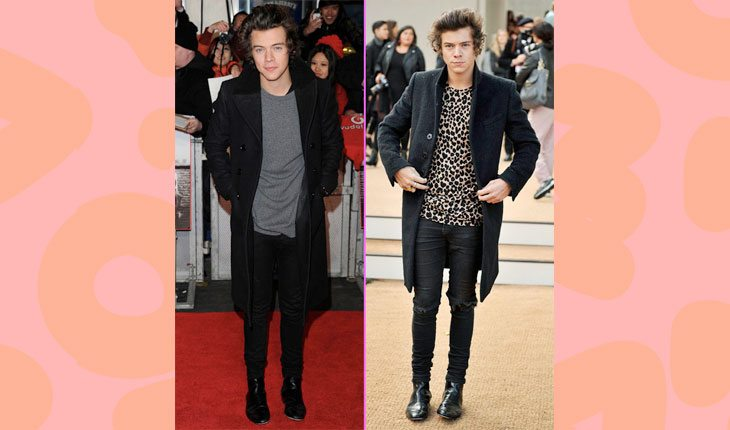 estilo de harry styles