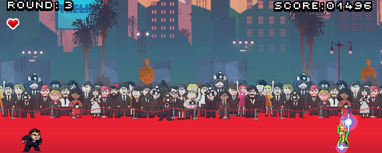 OMG! Fizeram um game inspirado na busca do Leo DiCaprio pelo Oscar!