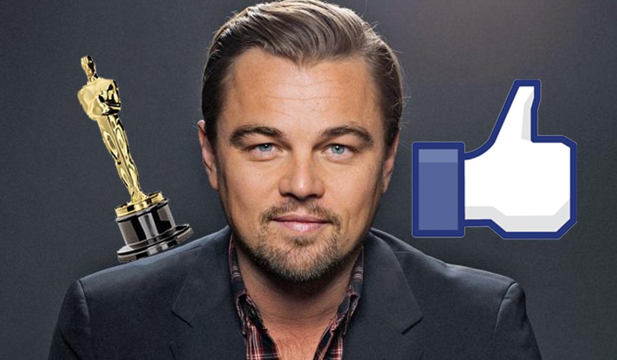 Agora você pode apoiar o Leonardo DiCaprio em sua foto de perfil