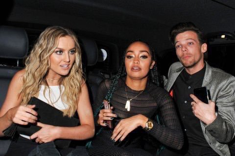 daily mirror perrie edwards louis tomlinson