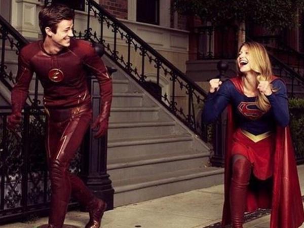 "Crossover de ""The Flash"" e ""Supergirl"" é confirmado!"
