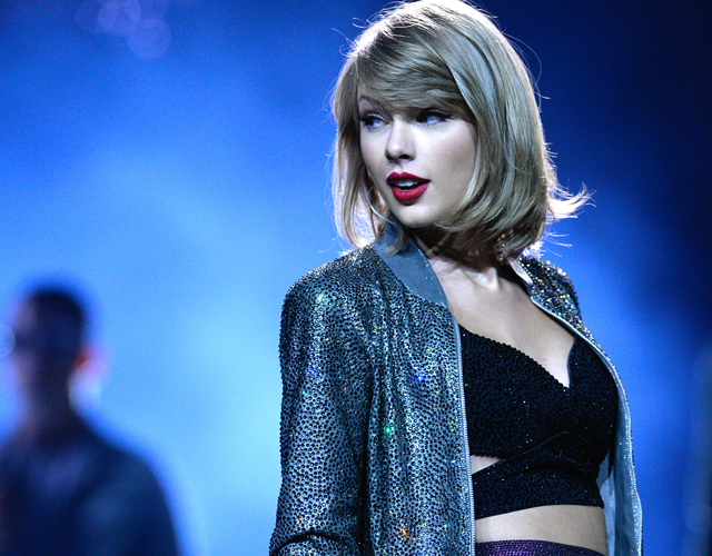 A evolução do cabelo da Taylor Swift!