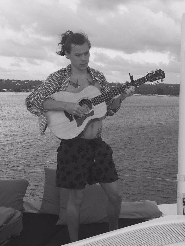 Fã hackeia iCloud da mãe do Harry Styles e revela fotos inéditas!