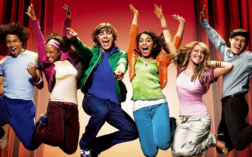Como era o mundo quando High School Musical estreou?