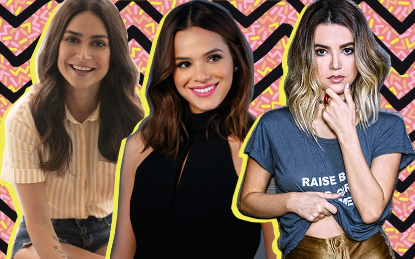 Famosos brasileiros que pegaram celebridades internacionais