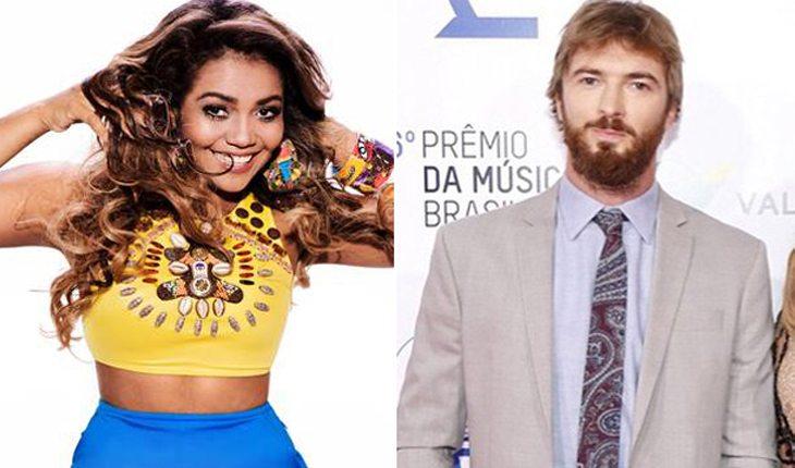 Famosos brasileiros que já ficaram com gringos: Gaby Amarantos e Gareth Jones