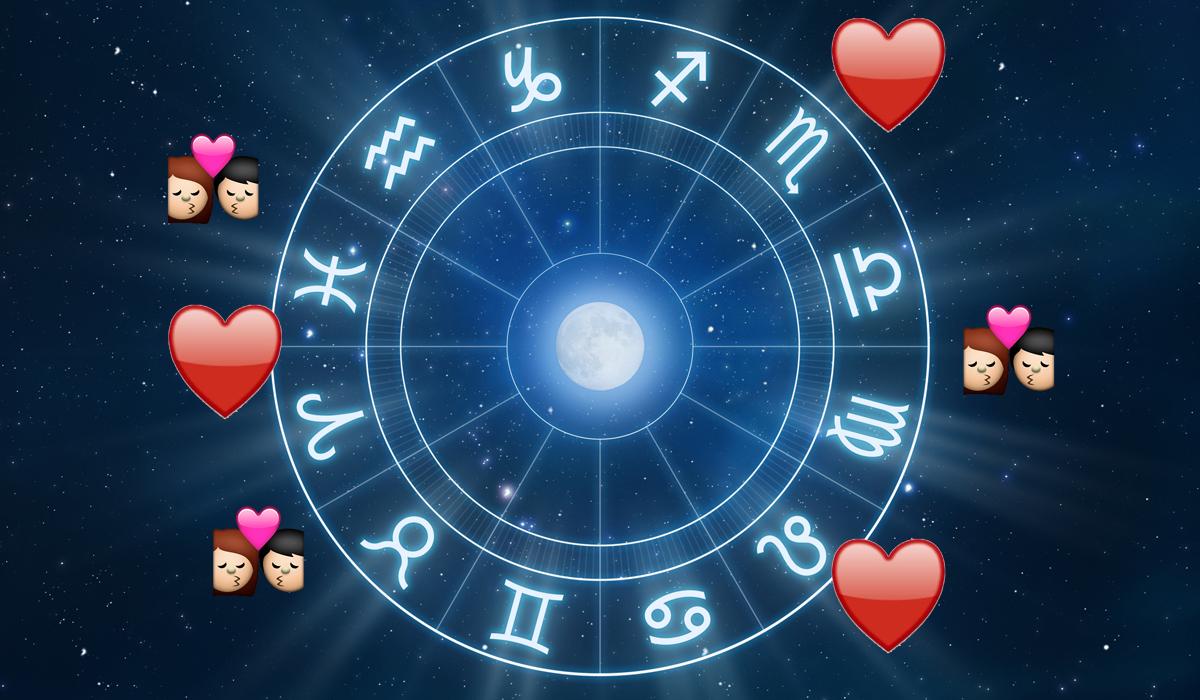 mapa astral amor