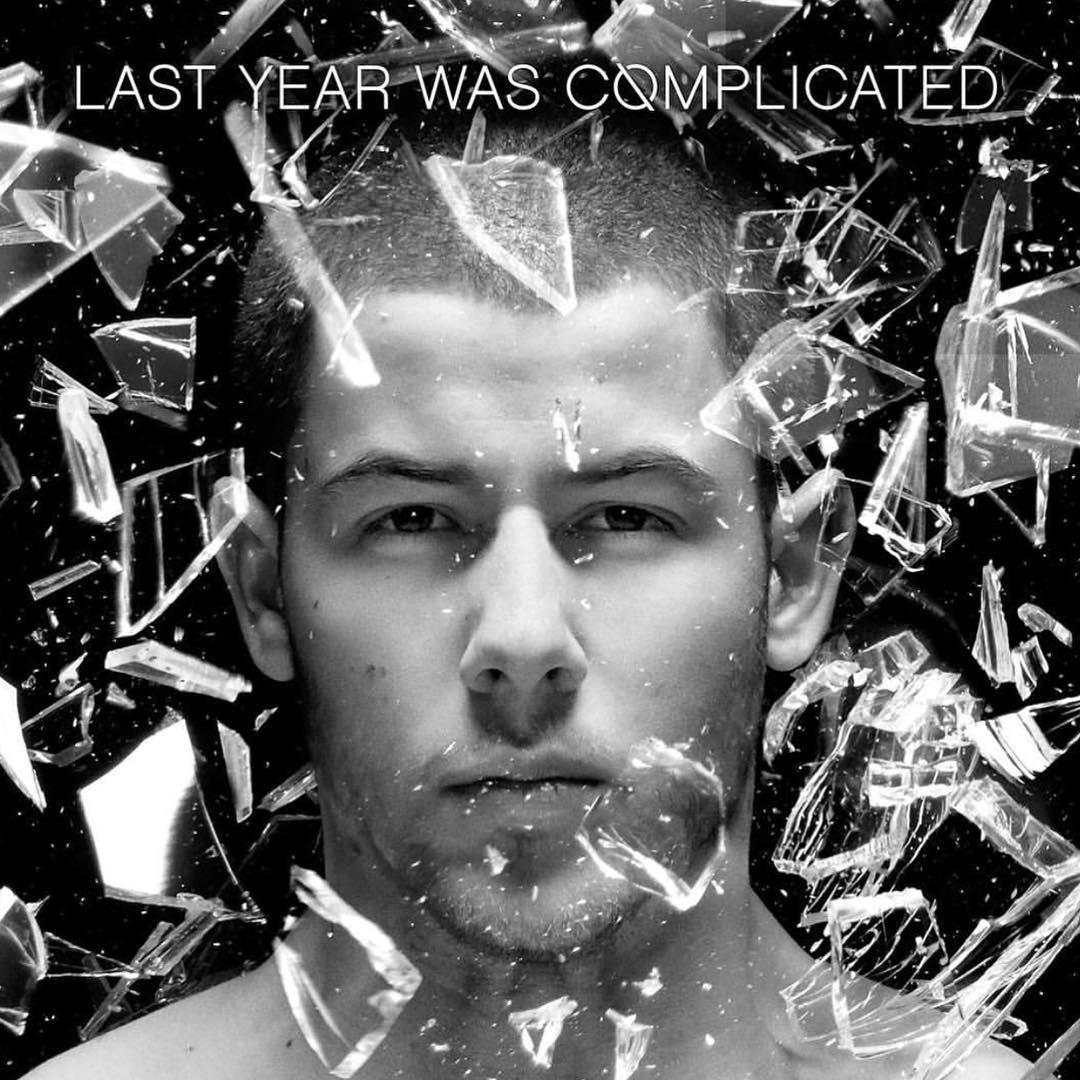 """Nick Jonas divulga capa de novo álbum e lança clipe da música """"Close"""""""