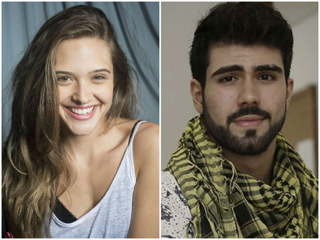 Juliana Paiva e Juliano Laham têm noite romântica no RJ