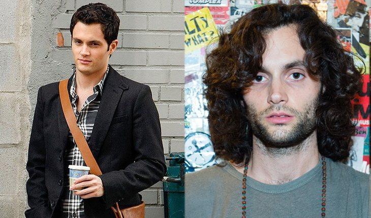 antes e depois de gossip girl: Penn Badgley