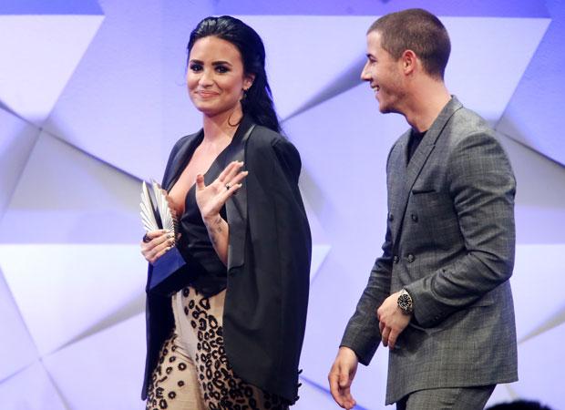 Demi Lovato e Nick Jonas