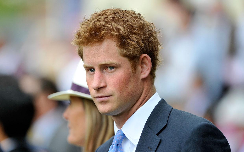 Príncipe Harry está à procura de sua princesa