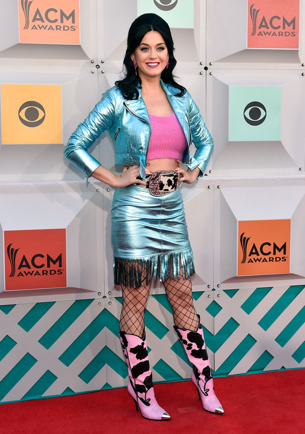 Katy Perry no ACM Awards