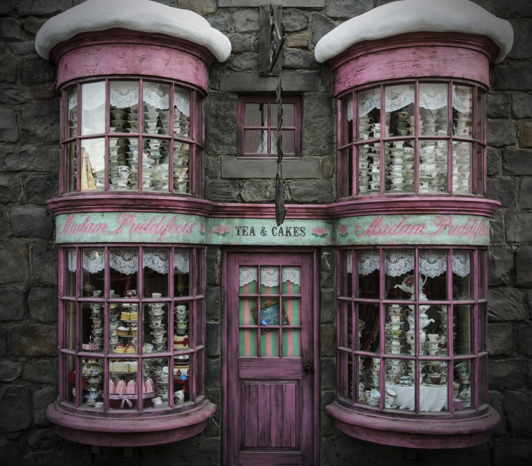 parque harry potter hollywood