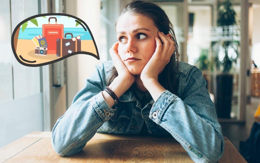15 sentimentos que só quem nunca viaja vai entender