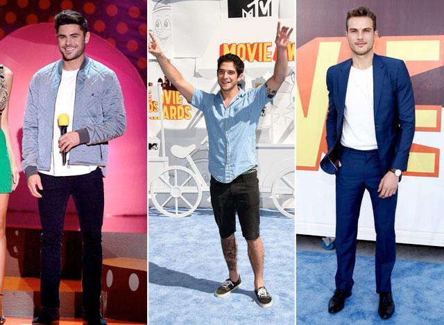 mtv movie awards 2016 looks