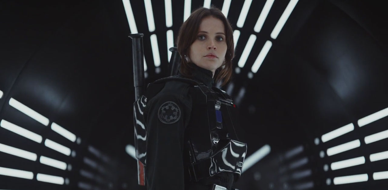 Teaser trailer de Rogue One - Uma história Star Wars