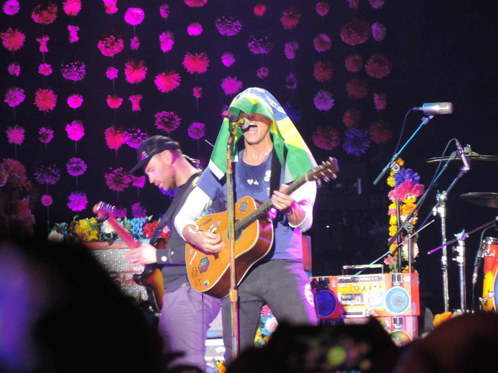 Coldplay no Brasil 2016