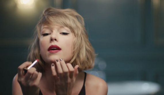 taylor swift apple music comercial