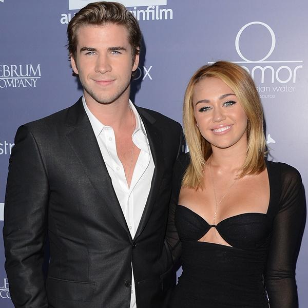 Liam Hemsworth fala sobre relacionamento com Miley Cyrus em entrevista
