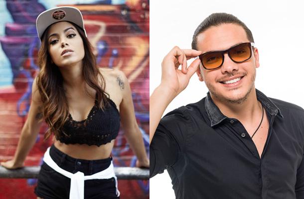 Anitta pretende lançar música com Wesley Safadão