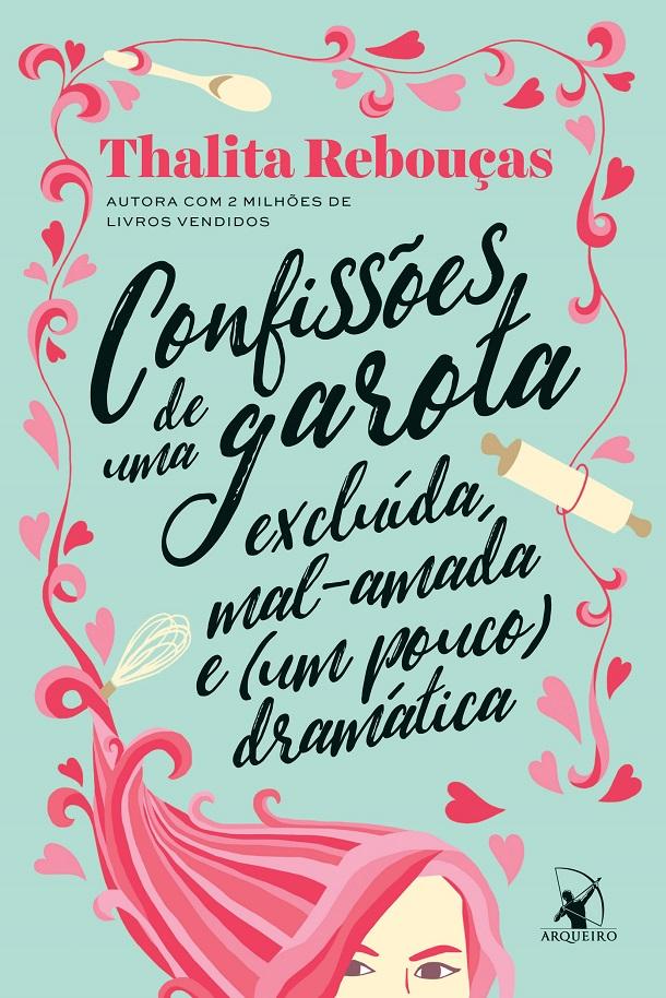 capa do novo livro da Thalita