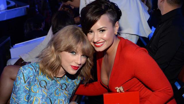 Demi Lovato e Taylor Swift