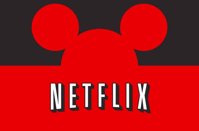 Disney e Netflix