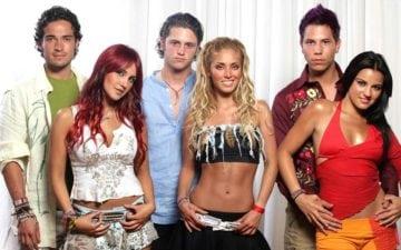 Música do RBD