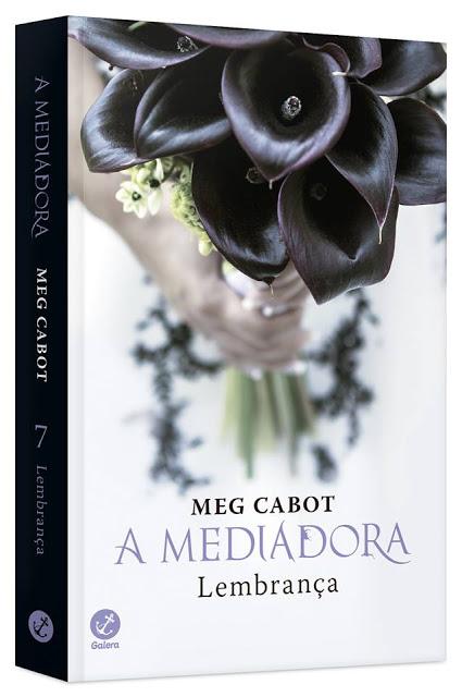 """Novo livro """"a mediadora'' lembrança"""