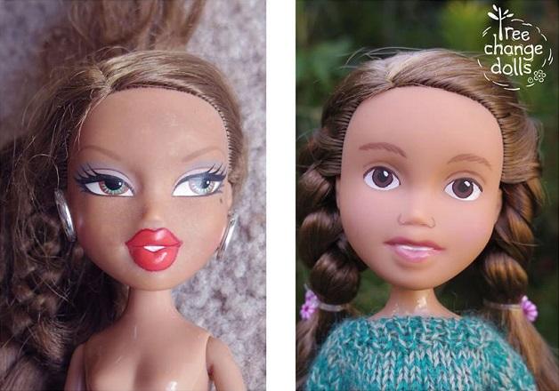boneca modificada