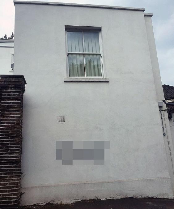 Casa Harry Styles vandalizada